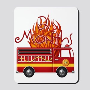 Firetruck-2m copy Mousepad
