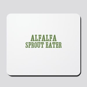Alfalfa Sprout Eater Mousepad