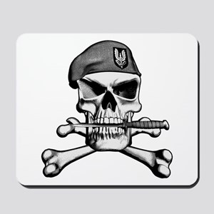 SAS Skull and Bones Mousepad