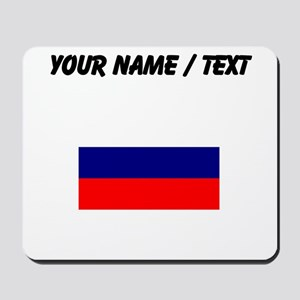 Custom Russia Flag Mousepad