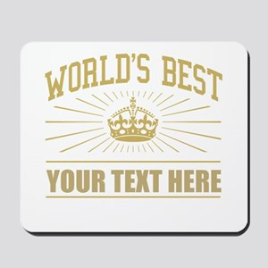 World's best ... Mousepad