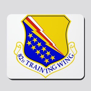 USAF Air Force 82nd Training Wing Shield Mousepad