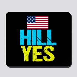 Hill Yes Mousepad