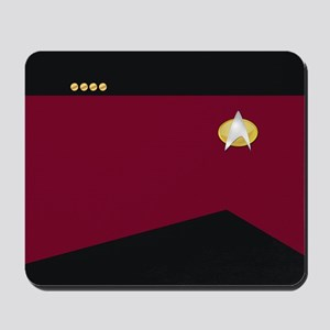 Star Trek: TNG Uniform - Captain Mousepad