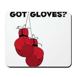 Got Gloves Mousepad