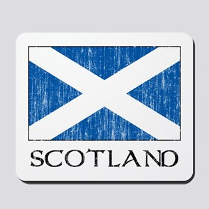 Scotland Flag Mousepad
