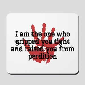Perdition Mousepad