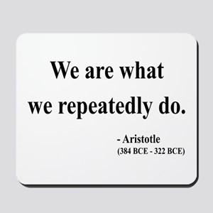Aristotle 4 Mousepad