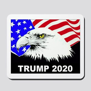 Trump 2020 American Eagle Mousepad