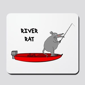 River Rat Mousepad