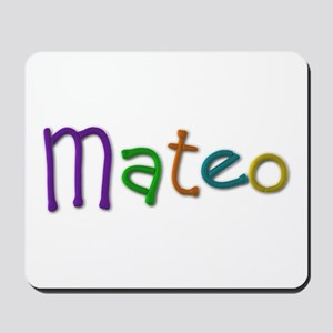 Mateo Play Clay Mousepad