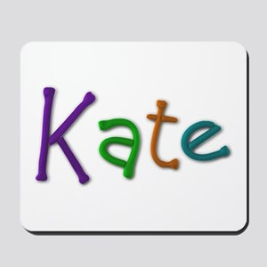 Kate Play Clay Mousepad