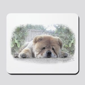 Chow Down1 Mousepad