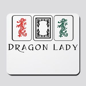 dragon lady Mousepad