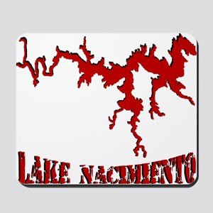 NACI_823_CRIMSON Mousepad