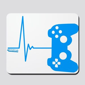 Gamer Heart Beat Mousepad