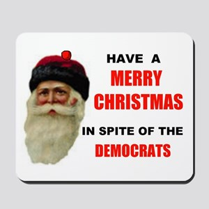 DEMOCRAT GRINCHES Mousepad
