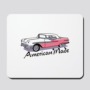 AMERICAN MADE Mousepad