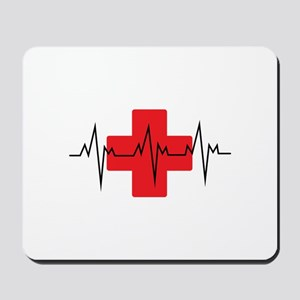MEDICAL CROSS Mousepad