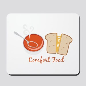Comfort Food Mousepad