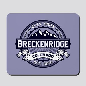 Breckenridge Blueberry Mousepad