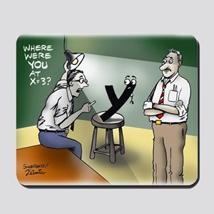 Pi_79 Interrogation (20x16 Color) Mousepad