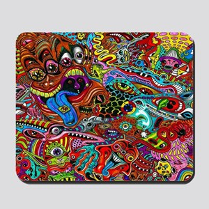 Abstract Painting Mousepad