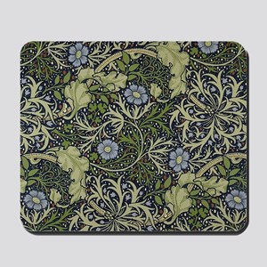 William Morris Seaweed Mousepad