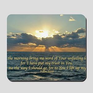psalm143 Mousepad