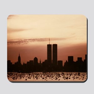 Dawn Over Liberty Mousepad