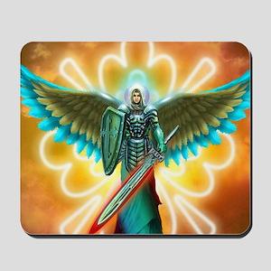 Angel Of God Mousepad