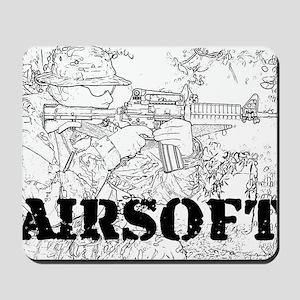 airsoft 010 Mousepad