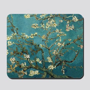 Van Gogh Almond Branches In Bloom Mousepad