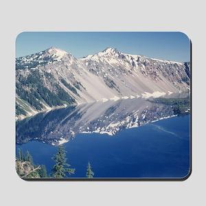 Crater Lake June 1967  Mousepad