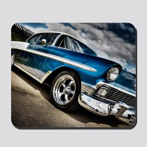 Retro car Mousepad