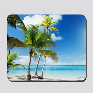 Paradise Corner Mousepad