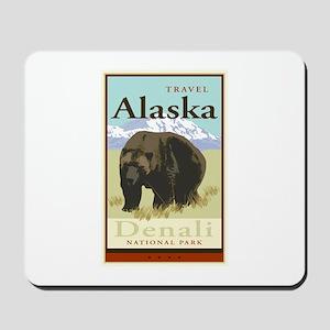 Travel Alaska Mousepad