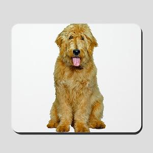 Goldendoodle Photo Mousepad