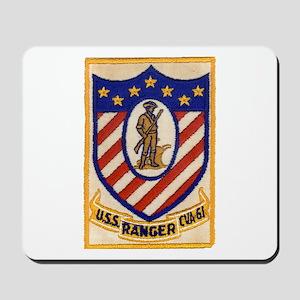 USS RANGER Mousepad