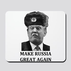 Make Russia Great Again Mousepad