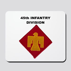 45th INfantry Division Mousepad