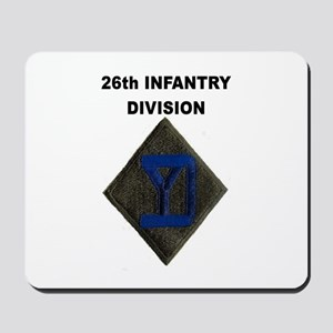 26TH INFANTRY DIVISION Mousepad