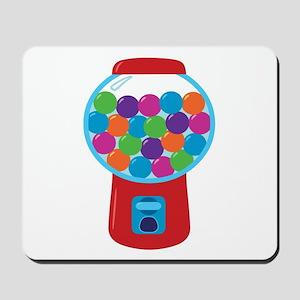 Cute Gumball Machine Mousepad