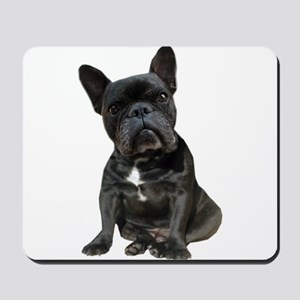 French Bulldog Puppy Portrait Mousepad