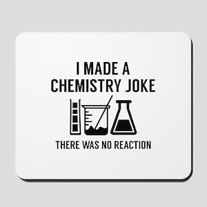 I Made A Chemistry Joke Mousepad