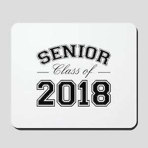 Class Of 2018 Senior Mousepad