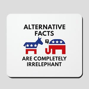 Alternative Facts Mousepad