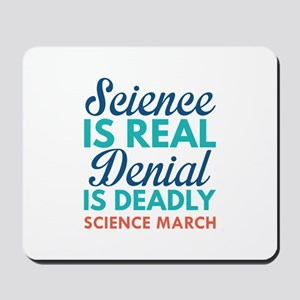 Science Is Real Mousepad