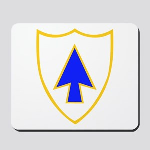 DUI - 1st Bn - 26th Infantry Regt Mousepad
