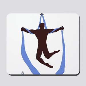welhung no words Mousepad